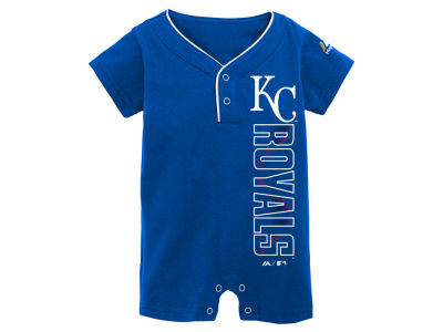 Kansas City Royals MLB Newborn Romper 2016
