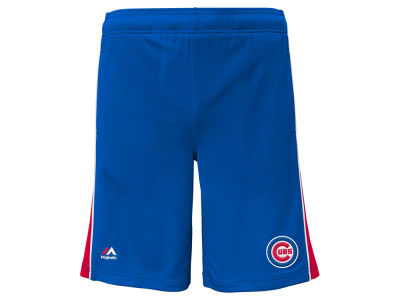 Chicago Cubs MLB Youth 4-7 Classic Short