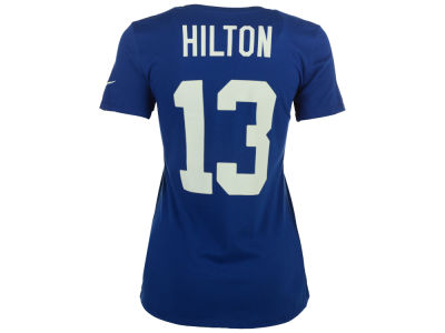 Indianapolis Colts T. Y. Hilton Nike NFL Womens Player Pride T-Shirt