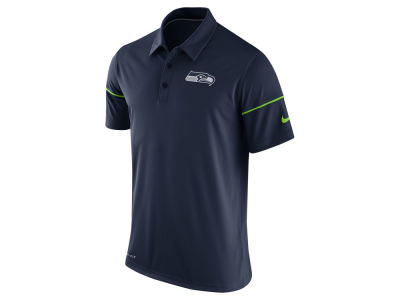Seattle Seahawks Nike NFL Mens Team Issue Polo Shirt