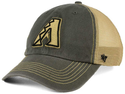 Arizona Diamondbacks '47 MLB Santa Lucia '47 CLEAN UP Cap