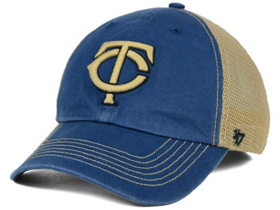 Minnesota Twins '47 MLB Santa Lucia '47 CLEAN UP Cap