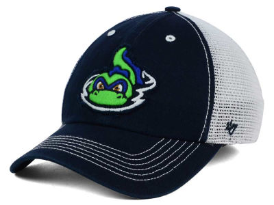 Vermont Lake Monsters '47 MiLB Mesh '47 CLOSER Cap
