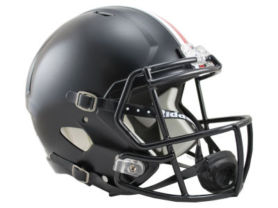 Ohio State Buckeyes Dark Night Speed Replica Helmet