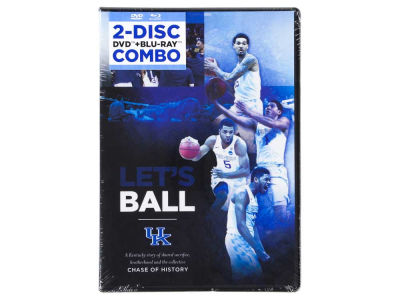Kentucky Wildcats Let's Ball DVD