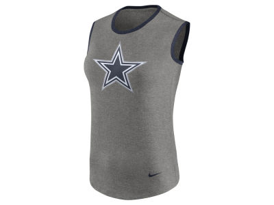 Dallas Cowboys NFL Womens Standard Tri Tank