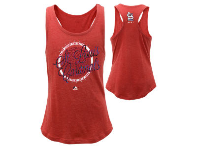 St. Louis Cardinals MLB Youth Girls Shine Bright Tank