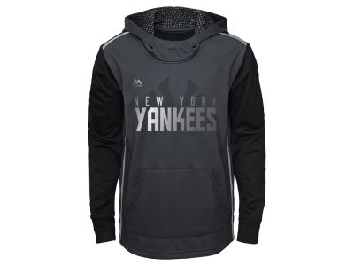 New York Yankees MLB Youth Blackout Team Hoodie