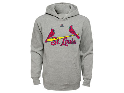 St. Louis Cardinals MLB Youth City Twill Hoodie