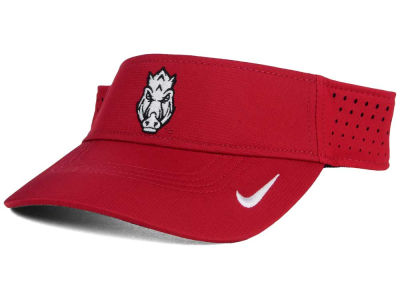Arkansas Razorbacks Nike NCAA Dri-FIT Vapor Visor