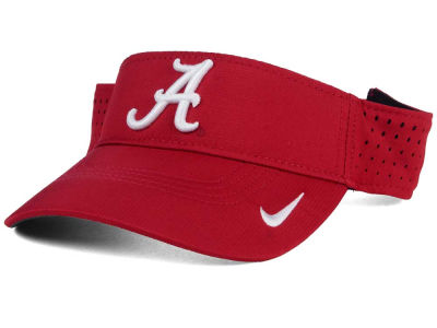Alabama Crimson Tide Nike NCAA Dri-FIT Vapor Visor