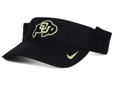 Colorado Buffaloes Nike NCAA Dri-FIT Vapor Visor