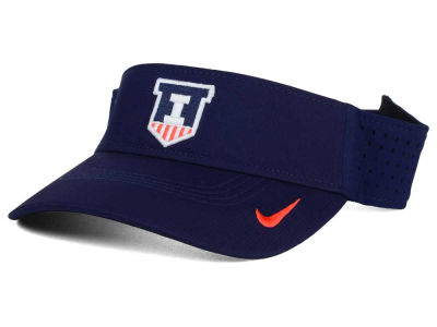 Illinois Fighting Illini Nike NCAA Dri-FIT Vapor Visor