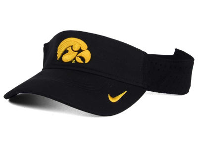 Iowa Hawkeyes Nike NCAA Dri-FIT Vapor Visor