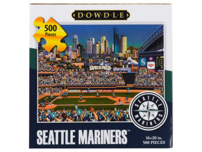 Seattle Mariners 500 Piece City-Stadium Puzzle