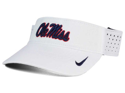 Ole Miss Rebels Nike NCAA Dri-FIT Vapor Visor