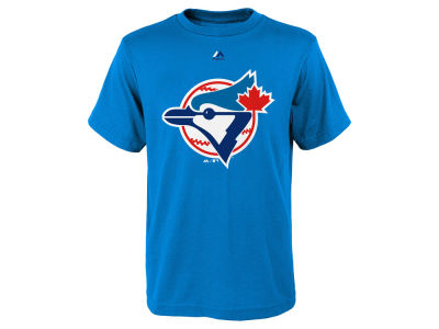 Toronto Blue Jays MLB Youth Coop Official Logo T-Shirt