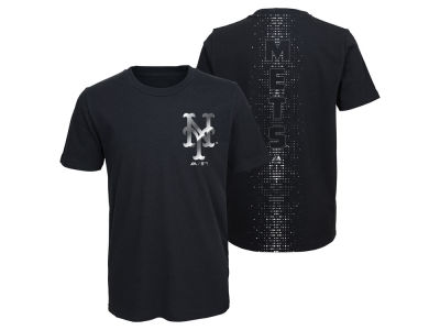 New York Mets MLB Youth Stadium Lights T-Shirt