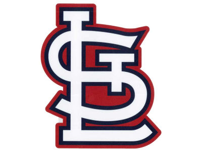 St. Louis Cardinals Die Cut Color Decal 8in X 8in