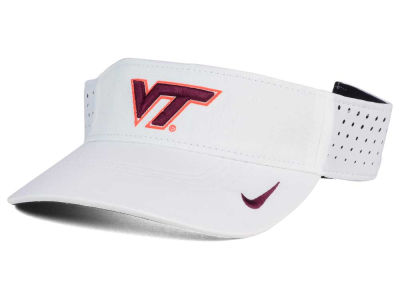 Virginia Tech Hokies Nike NCAA Dri-FIT Vapor Visor
