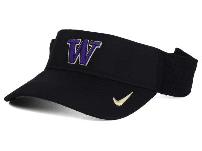 Washington Huskies Nike NCAA Dri-FIT Vapor Visor