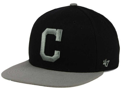 Cleveland Indians '47 MLB No Shot Two Tone '47 CAPTAIN Cap