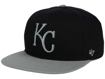 Kansas City Royals '47 MLB No Shot Two Tone '47 CAPTAIN Cap