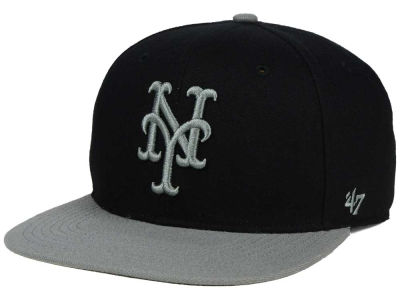 New York Mets '47 MLB No Shot Two Tone '47 CAPTAIN Cap