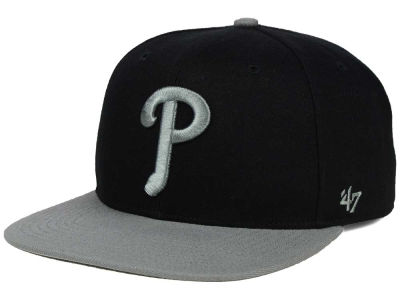 Philadelphia Phillies '47 MLB No Shot Two Tone '47 CAPTAIN Cap