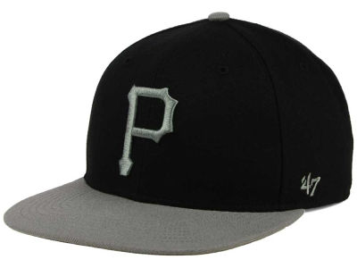 Pittsburgh Pirates '47 MLB No Shot Two Tone '47 CAPTAIN Cap