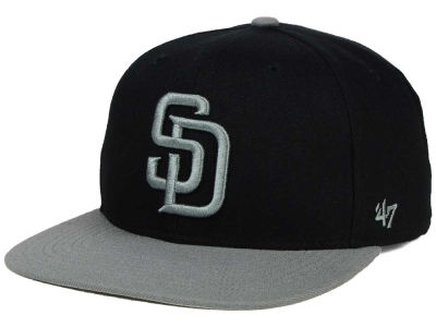 San Diego Padres '47 MLB No Shot Two Tone '47 CAPTAIN Cap