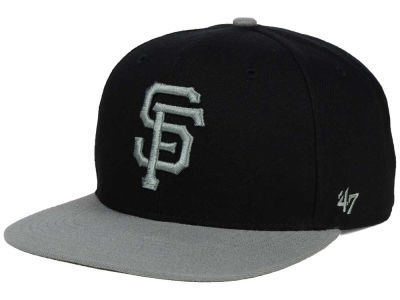 San Francisco Giants '47 MLB No Shot Two Tone '47 CAPTAIN Cap