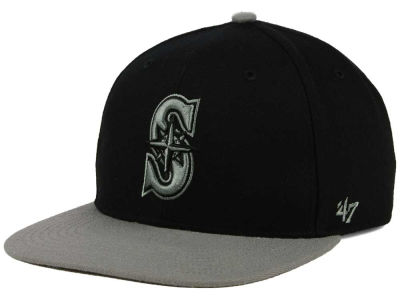 Seattle Mariners '47 MLB No Shot Two Tone '47 CAPTAIN Cap
