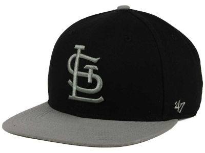 St. Louis Cardinals '47 MLB No Shot Two Tone '47 CAPTAIN Cap