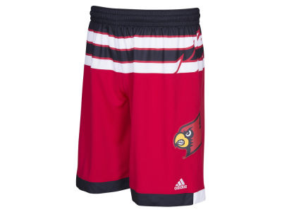 Louisville Cardinals adidas NCAA Men's 2016 March Madness Replica Alternate Shorts