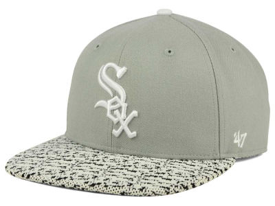 Chicago White Sox '47 MLB Eight Oh Eight '47 CAPTAIN Cap