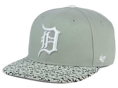 Detroit Tigers '47 MLB Eight Oh Eight '47 CAPTAIN Cap