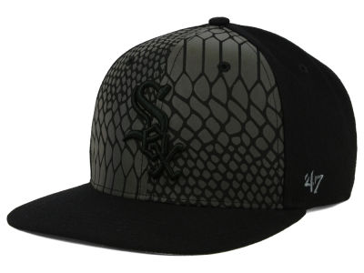 Chicago White Sox '47 MLB Anaconda '47 CAPTAIN Cap