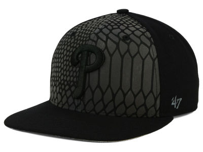 Philadelphia Phillies '47 MLB Anaconda '47 CAPTAIN Cap
