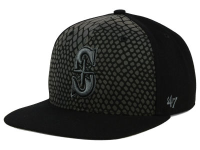 Seattle Mariners '47 MLB Anaconda '47 CAPTAIN Cap