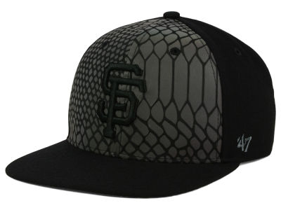 San Francisco Giants '47 MLB Anaconda '47 CAPTAIN Cap
