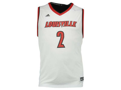 Louisville Cardinals adidas NCAA Men's Replica Home 3XL-4XL Basketball Jersey