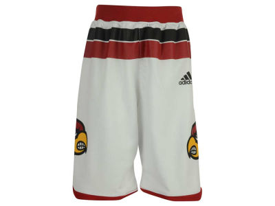 Louisville Cardinals adidas NCAA Men's Premier Home Basketball Shorts