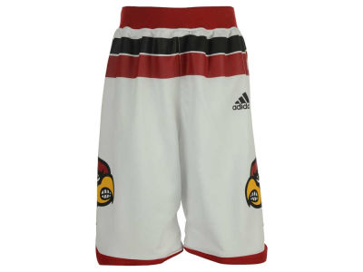 Louisville Cardinals adidas NCAA Men's Premier Home Basketball Shorts ES