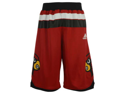 Louisville Cardinals adidas NCAA Men's Premier Road Basketball Shorts ES