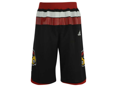 Louisville Cardinals adidas NCAA Men's Premier Third Basketball Shorts