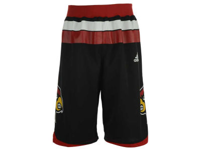 Louisville Cardinals adidas NCAA Men's Premier Third Basketball Shorts ES