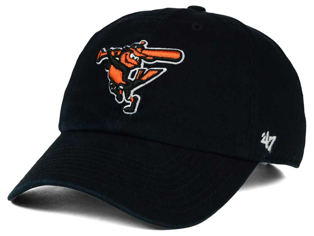 9c86977b435 Baltimore Orioles  47 MLB Cooperstown  47 CLEAN UP Cap
