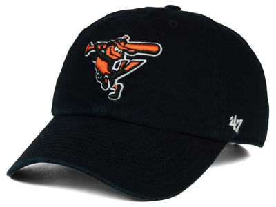 Baltimore Orioles '47 MLB Cooperstown 47' CLEAN UP Cap