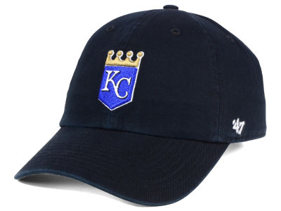 Kansas City Royals '47 MLB Core '47 CLEAN UP Cap